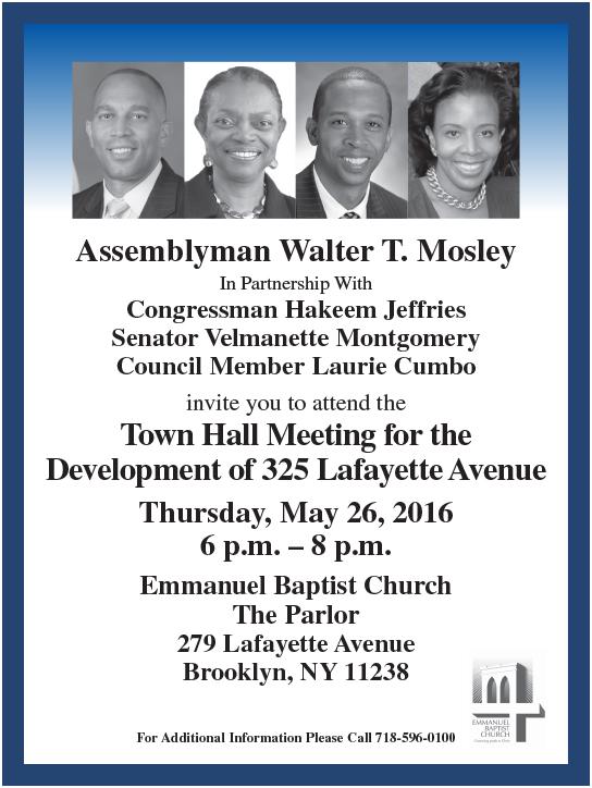 325 Lafayette Avenue
