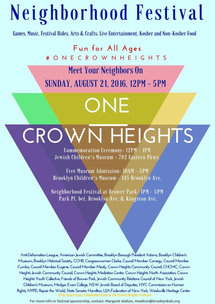 one crown heights