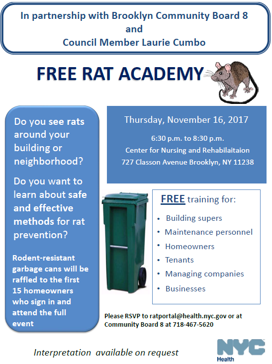 rodent academy