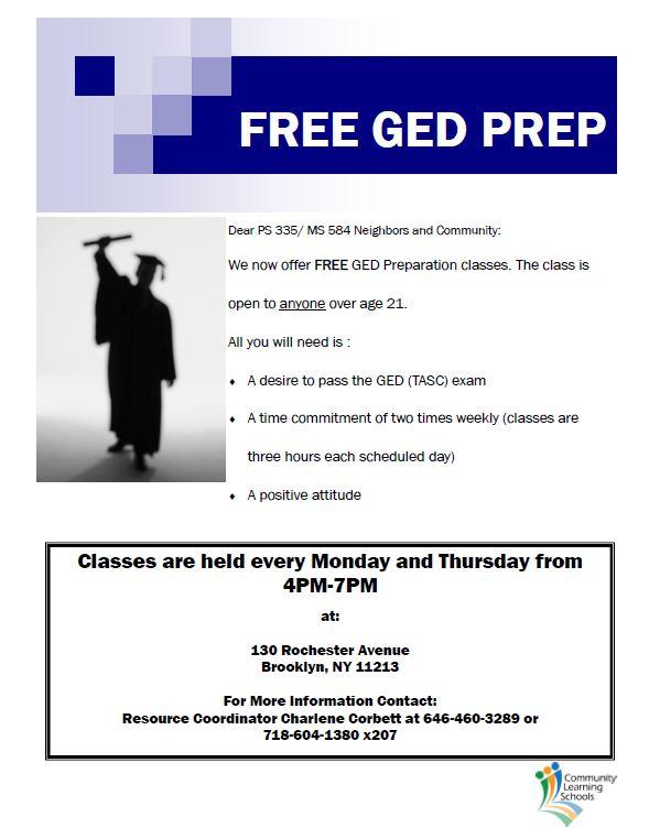 Free GED Preparation in Manhattan | The New York Public ...