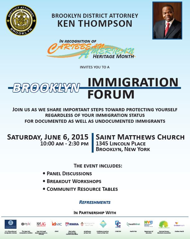 bklyn immigration forum
