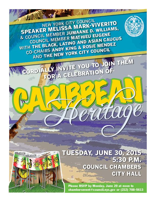 Caribbean Heritage - June 30
