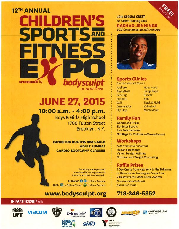 Children's Sports and Fitness Expo