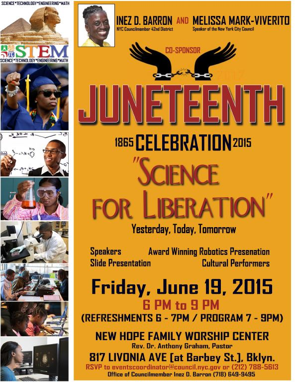 FINAL JUNETEENTH FLYER 19TH