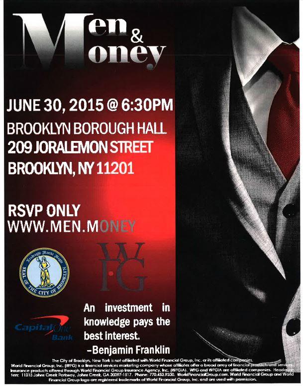 Men and Money