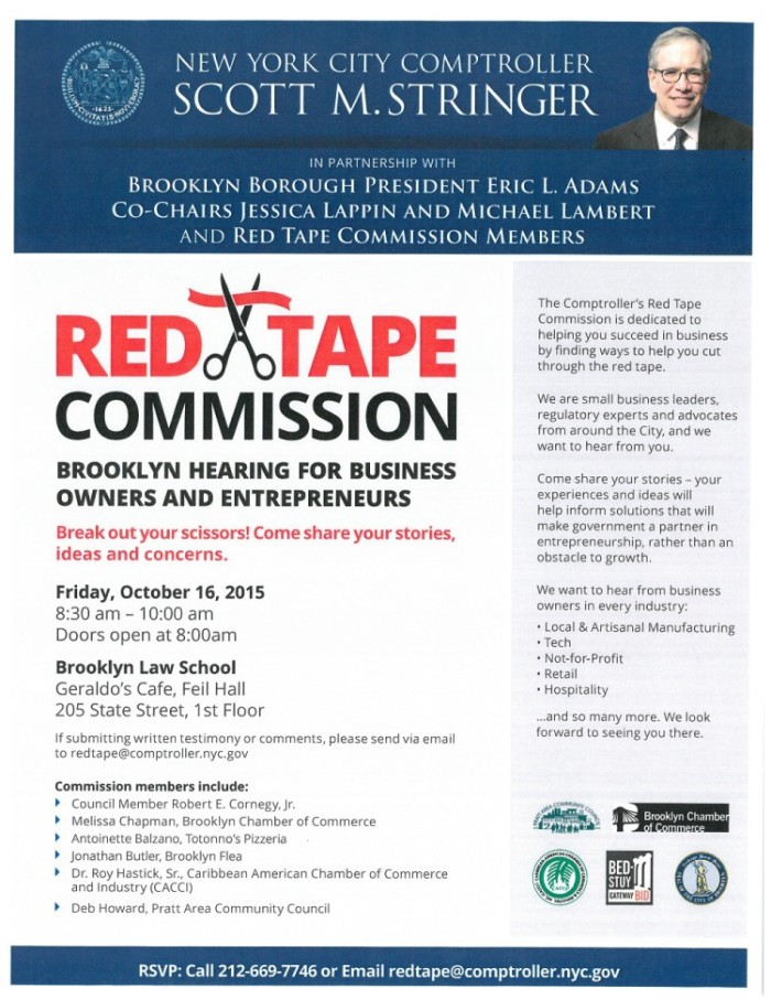 Comptroller-Stringers-Red-Tape-Commission-Brooklyn-Hearing-e1443040471993