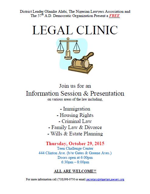 legal clinic