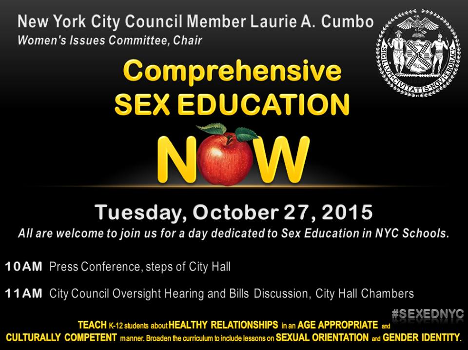 Sex education nyc