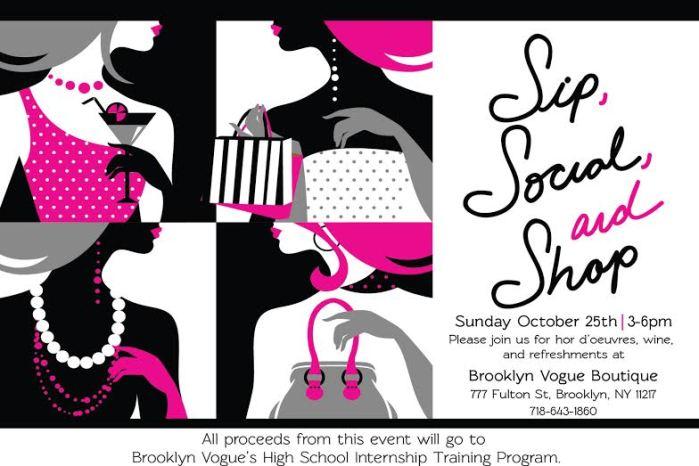 sip social shop