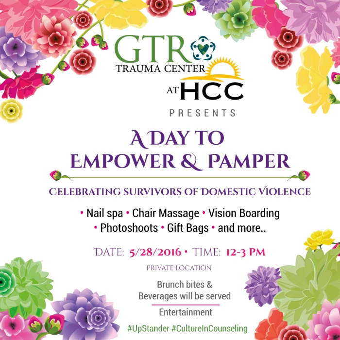 Day to Pamper and Empower