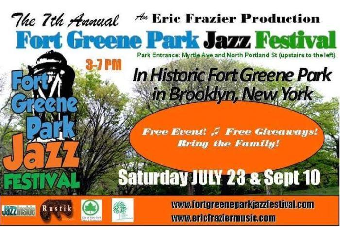 ft greene park festival