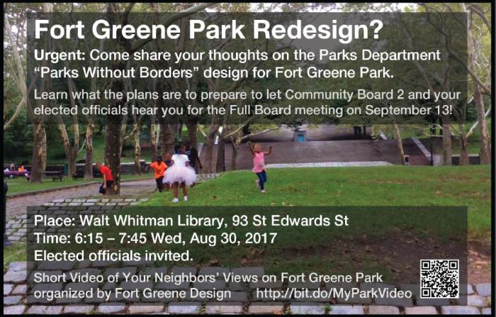 ft greene park