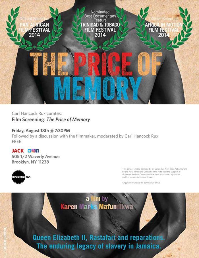 price of memory
