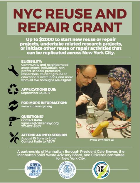 repair grant