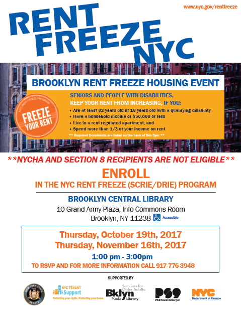 rent freeze nyc