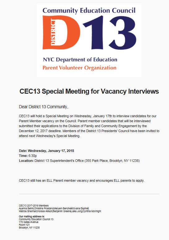 CEC Vacancy Interviews PNG