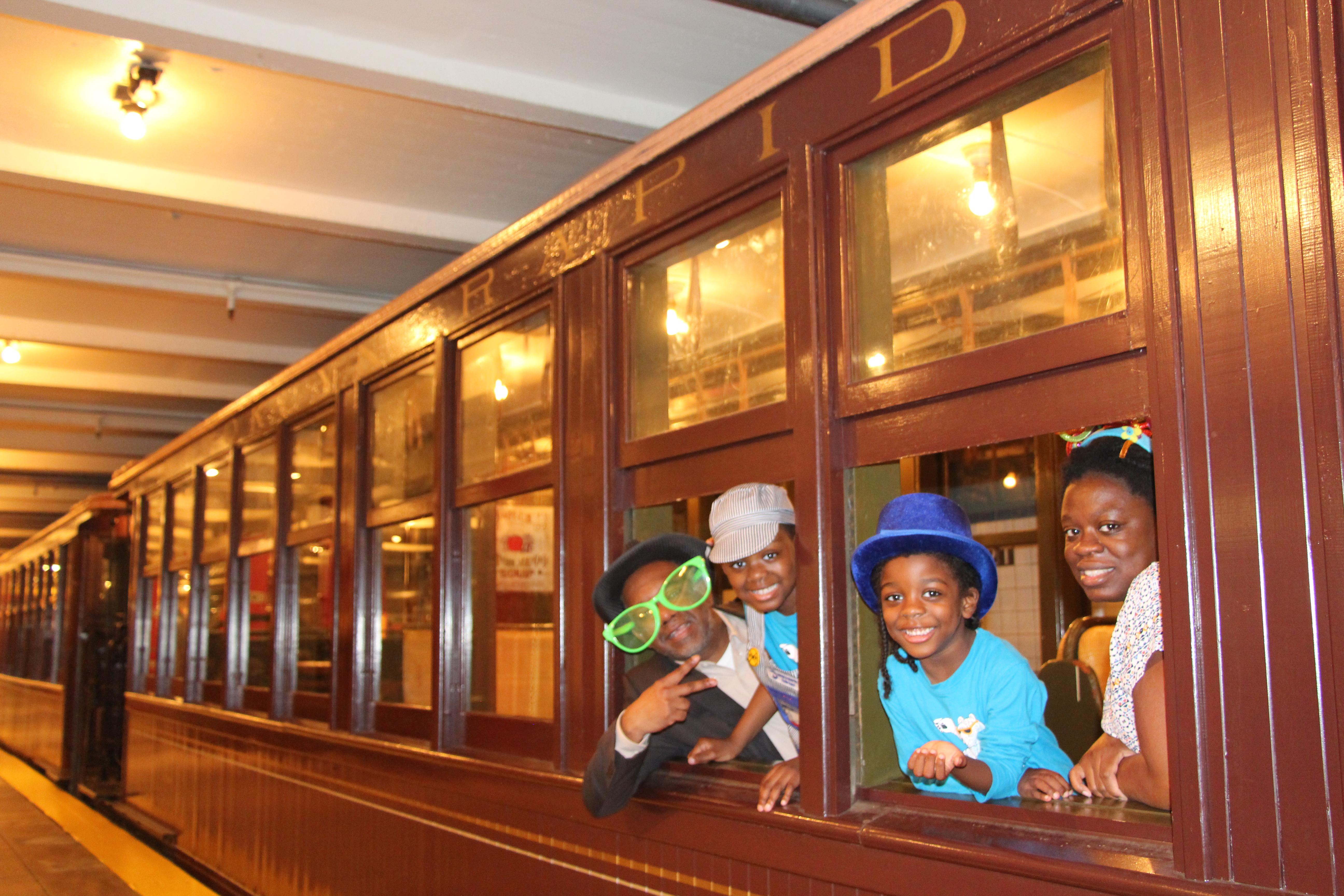 New york transit museum events