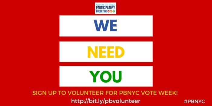 PB Volunteer